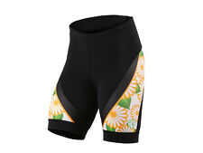 Pearl Izumi Elite LTD Women's cycling short Flowers Size Large with Chamois New