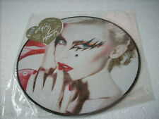 """a941981  Kylie Minogue Picture Disc 12"""" Single Two Hearts"""