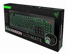 Razer BlackWidow Ultimate Keyboard - Mechanical Gaming - 2014 Edition