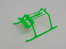 Blade MCP X KBDD Bright Green Heavy Duty Landing Gear Skid V2 #5086