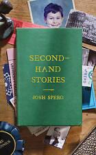 Second-Hand Stories, Spero, Josh, New