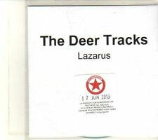 (DT215) The Deer Tracks, Lazarus - 2013 DJ CD