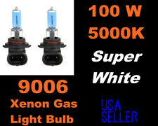 100w Super White Saturn 2000 LS/LS1/LS2 Low Beam 9006/HB4 Xenon Bulbs