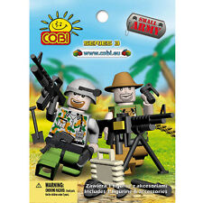 COBI Small Army Series 3 Modern RANDOM Figure Soldier Military minifigs military