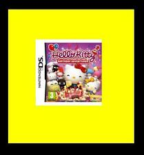 Hello Kitty Birthday Adventures NDS DS DSi XL Brand New