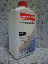 Patina Fala NP1 Naturstein-Politur 1 L Kalk-Stein und Weichgesteinen Sandstein #