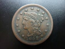 1852 USA Large Cent