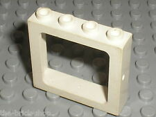Fenetre LEGO TRAIN white window ref 4033 / Set 7866 8660 7824 4554 6388 5890 ...