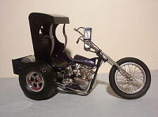 1/8 REVELL TRIC UP TRIKE   EXCELLENT BUILD!!