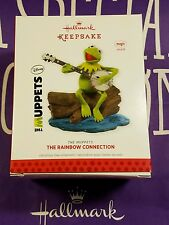 HALLMARK 2013 KERMIT THE FROG MUPPETS RAINBOW COLLECTION MUPPET MIB