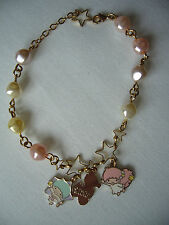 BRAND NEW LITTLE TWIMS STAR PEARL BRACELET FROM SANRIO JAPAN