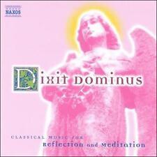 Dix Dominus Dixit Dominus CD