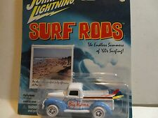 Johnny Lightning White Lightning Surf Rods Big Kahuna Pickup Truck