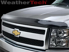 WeatherTech® Stone & Bug Deflector Hood Shield - Chevy Silverado - 2008-2012
