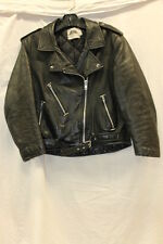 AM Winnipeg Manitoba Vintage Motorcycle Jacket 14 Excellent Used Condition