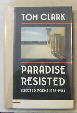 TOM CLARK Paradise Resisted + Original Brother from Another Planet BOTH SIGNED