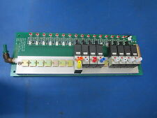 Bay Pneumatics Model BES-5669-PCB with 8 24vdc Humprhy H030E1