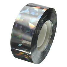 90M Flashing Reflective Tape  Bird Pigeon Repeller Ribbon Deterrent Film