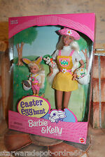 Barbie & Kelly Easter Egg Hunt Special Edition Mattel 1997