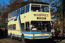 metal sign 581029 whippet's ex london scania cambridge to huntingdon route a4 12