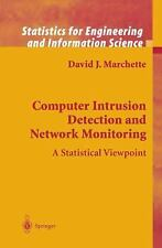 Computer Intrusion Detection and Network Monitoring: A Statistical Viewpoint (In