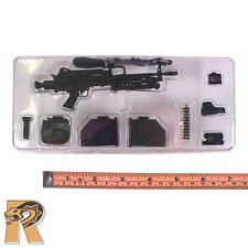 CD75002 - MK46 Mod 1 Machine Gun (Black Para Stock) #2 - 1/6 Scale Figures