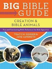 Big Bible Guide: Kids' Guide to Creation and Bible Animals: Fun and Fascinating