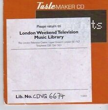 (CK257) Tastemaker CD - Summer Hits - 2002 DJ CD