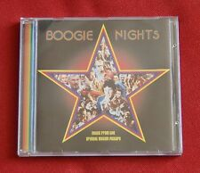 Boogie Nights - OST Soundtrack CD - Commodores Emotions Beach Boys Marvin Gaye