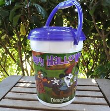 Disney Parks Halloween 2016 Mickey Minnie Popcorn Bucket Souvenir NEW