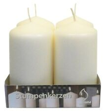 24 x Pillar/Church candle 80mm (H) x 50mm (D). Bulk Pack