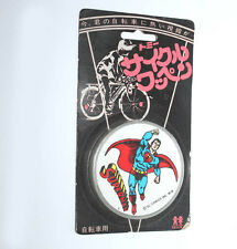 1979 Tomy DC Comics Japan Superman Bicycle Oranment Carded