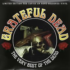 Grateful Dead - The Very Best Of The Dead - Limited Bone Coloured Vinyl LP *NEW*