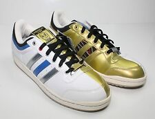 Adidas Originals Top Ten Low Star Wars R2D2 C-3PO G17447 Size 12 & 13 Mismatch