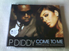 P DIDDY / NICOLE SCHERZINGER - COME TO ME - R&B CD SINGLE