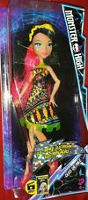 Monster High Electrified Cleo de Nile Doll Rare
