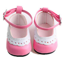 2016 new cool Handmade fashion shoes for 18inch American girl doll party b376