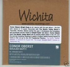 (G284) Conor Oberst, Souled Out!!! - DJ CD