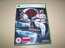 Bayonetta XBOX 360 **New & Sealed**