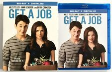 GET A JOB BLU RAY + SLIPCOVER SLEEVE FREE WORLD WIDE SHIPPING ANNA KENDRICK