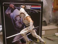 Sideshow Storm Shadow statue 1/5
