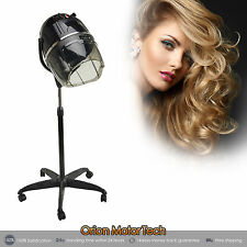 Bonnet Stand Up Hair Dryer Swivel Hood Professional Salon Styling w/ Timer