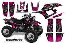 YAMAHA WARRIOR 350 GRAPHICS KIT CREATORX DECALS STICKERS SPIDERX P
