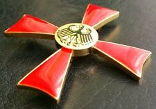 ✚6787✚ German Order of Merit post WW2 medal Officer's Cross for women