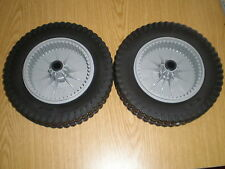 "(SET OF 2) Scotts / Murray Lawnmower Rear Self Propelled Drive Wheel 9"" 672440MA"
