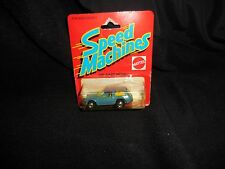 Hot Wheels 1982 Speed Machines Packin' Pacer Sealed on Card