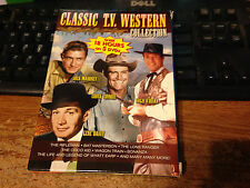 CLASSIC T.V. WESTERN COLLECTION 5 DISCS 2005 OVER 18 HOURS/REAL PICS/WRONGWAY052