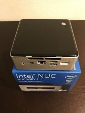 Intel NUC5i3RYH 2015 Mini PC i3 5th Gen 8GB Ram 2TB HDD WiFi