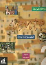 L14 Gente Curso de Espanol para Extranjeros Libro del Alumno 2003