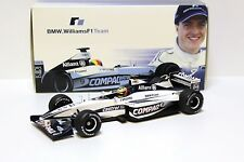 1:18 Minichamps BMW Williams F1 FW22 R.Schumacher DEALER NEW bei PREMIUM-MODELCA